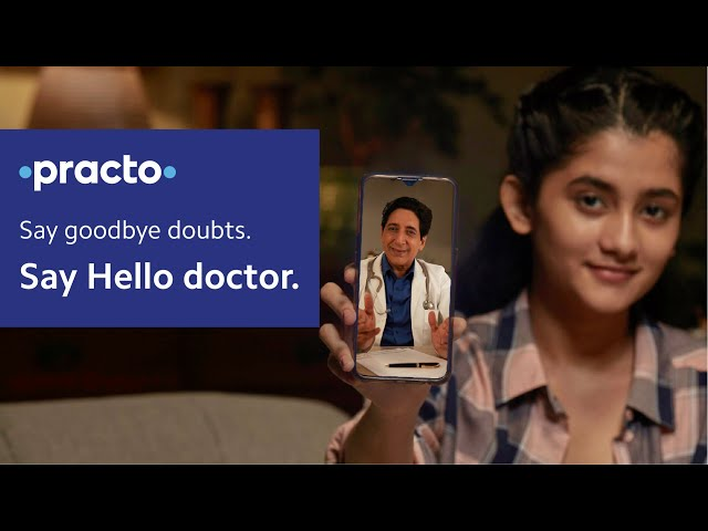 #HelloDoctor Consult a doctor online from home