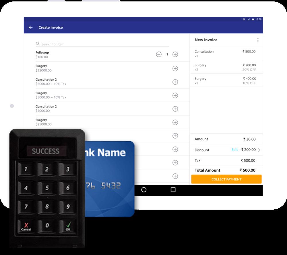 Integrated billing solution