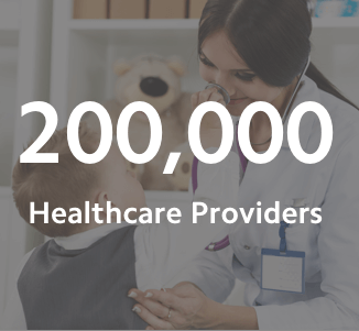 200,000 Healthcare Providers