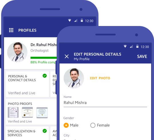Practo for doctors